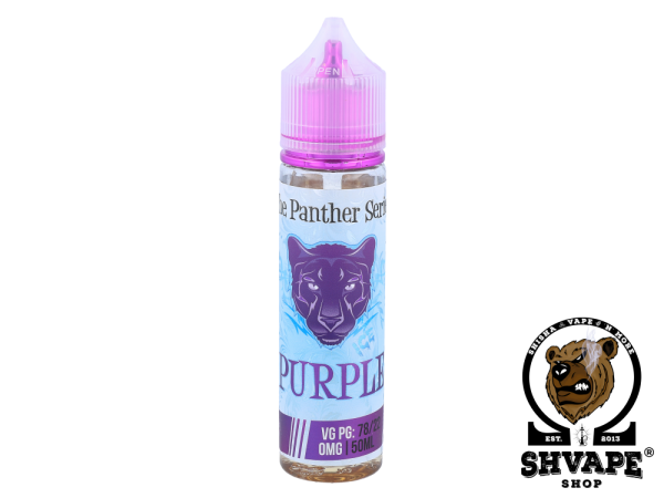 Dr. Vapes Liquid Panther Series PURPLE PANTHER ICE - 50ml (0mg/ml)