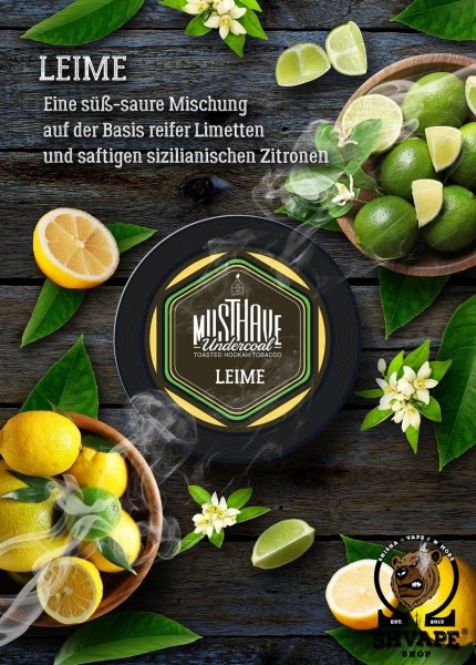 Musthave LEIME - 200g