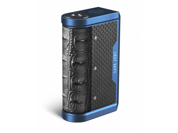 Lost Vape Centaurus Akkuträger DNA 250C 200 Watt - blue-embossing-carbon