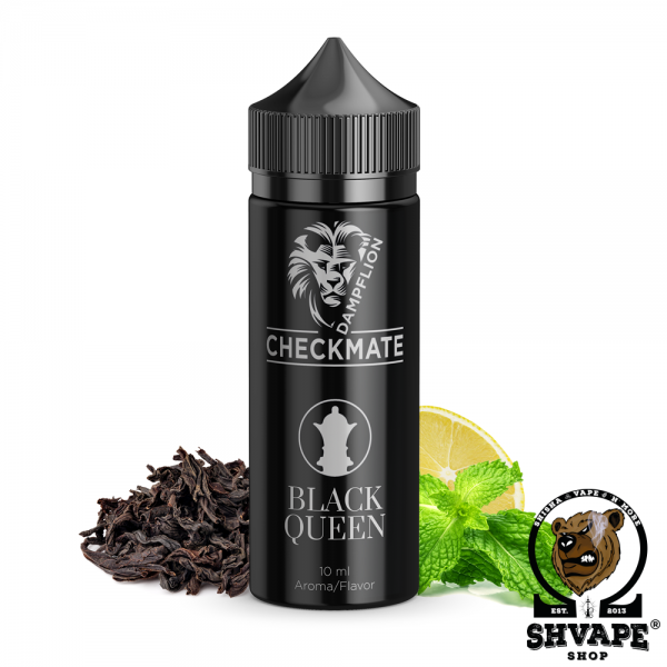 Dampflion Checkmate Aroma Black Queen - 10ml