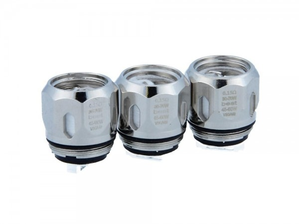 Vaporesso Coil GT4 Clapton Heads 0,15 Ohm - 3er Packung