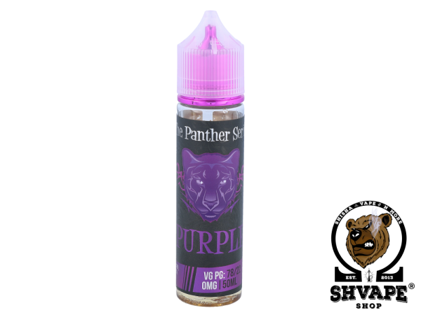 Dr. Vapes Liquid Panther Series PURPLE PANTHER - 50ml (0mg/ml)