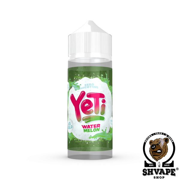 YETI Liquid WATERMELON - 100ml (0mg/ml)