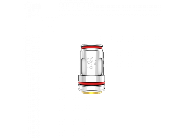 Uwell Coils CROWN 5 Heads 0,23 Ohm - 4er Packung