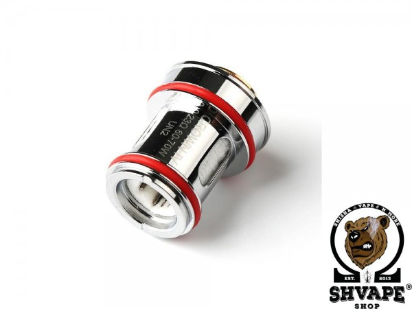 Uwell Coil Crown 4 UN2 Heads 0,23 Ohm - 4er Packung