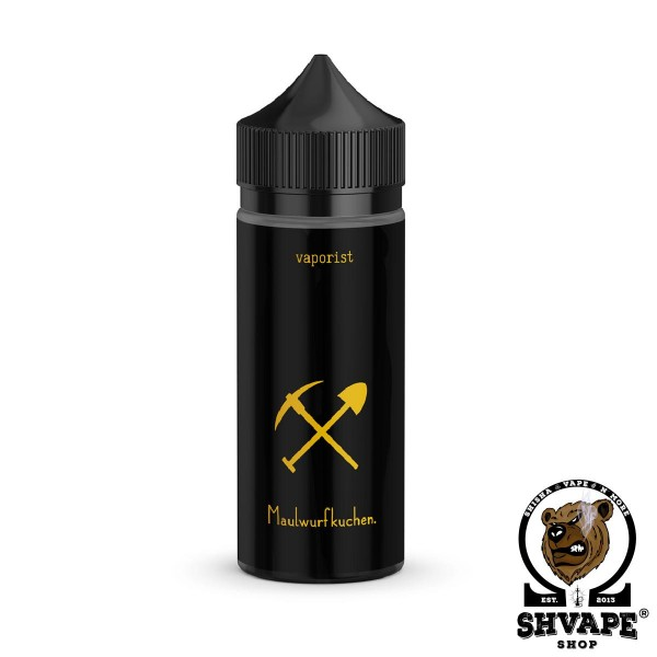 Vaporist Liquid Maulwurfkuchen - 100ml (0mg/ml)