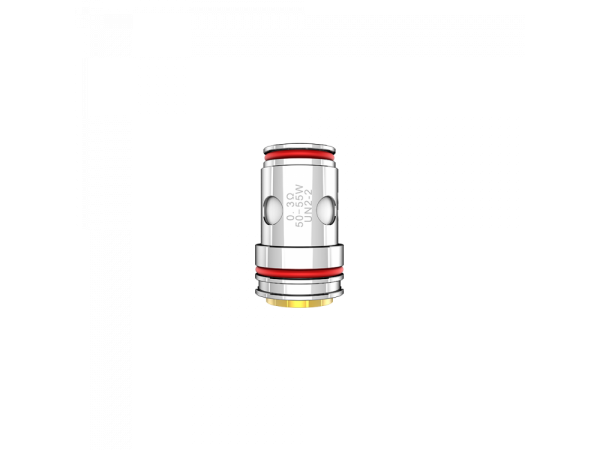 Uwell Coils CROWN 5 Heads 0,3 Ohm - 4er Packung