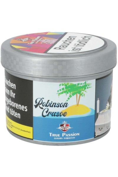 True Passion ROBINSON CRUSOE - 200g