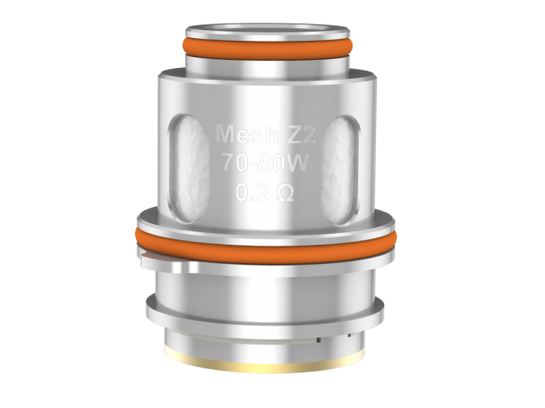 GeekVape Coil Mesh Z2 Heads 0,2 Ohm - 5er Packung