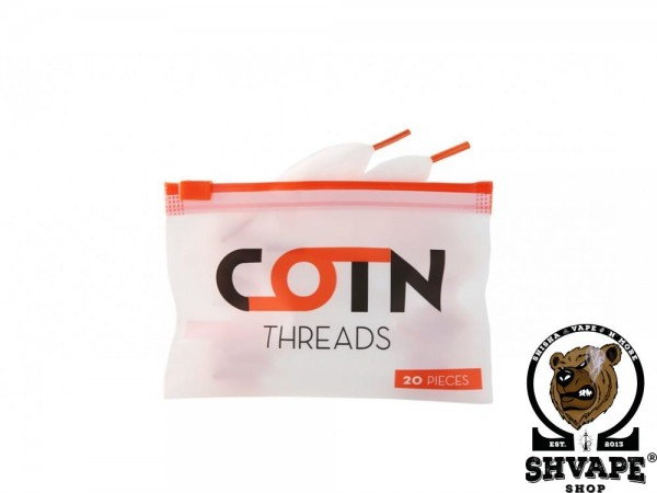 COTN Watte THREADS - 20er Packung