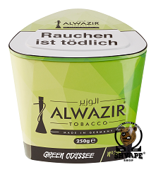 Alwazir No.34 GREEN ODYSSEE - 250g