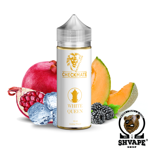 Dampflion Checkmate Aroma White Queen - 10ml