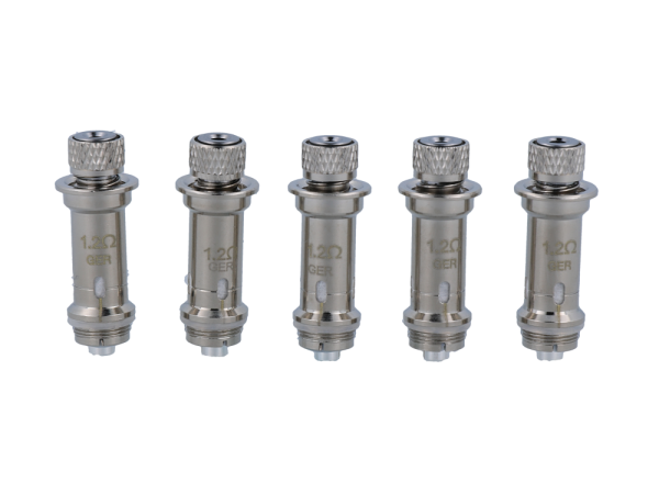 Lost Vape Lyra Regular Heads 1,2 Ohm - 5er Packung