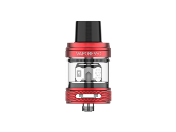 Vaporesso Verdampfer NRG PE Clearomizer Set - rot